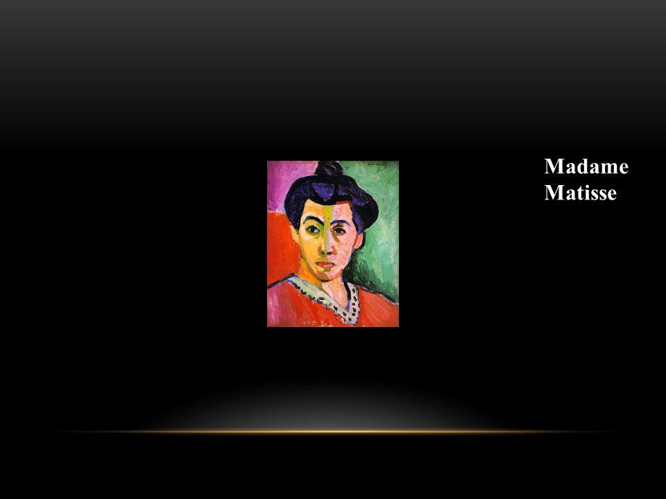 Madame Matisse