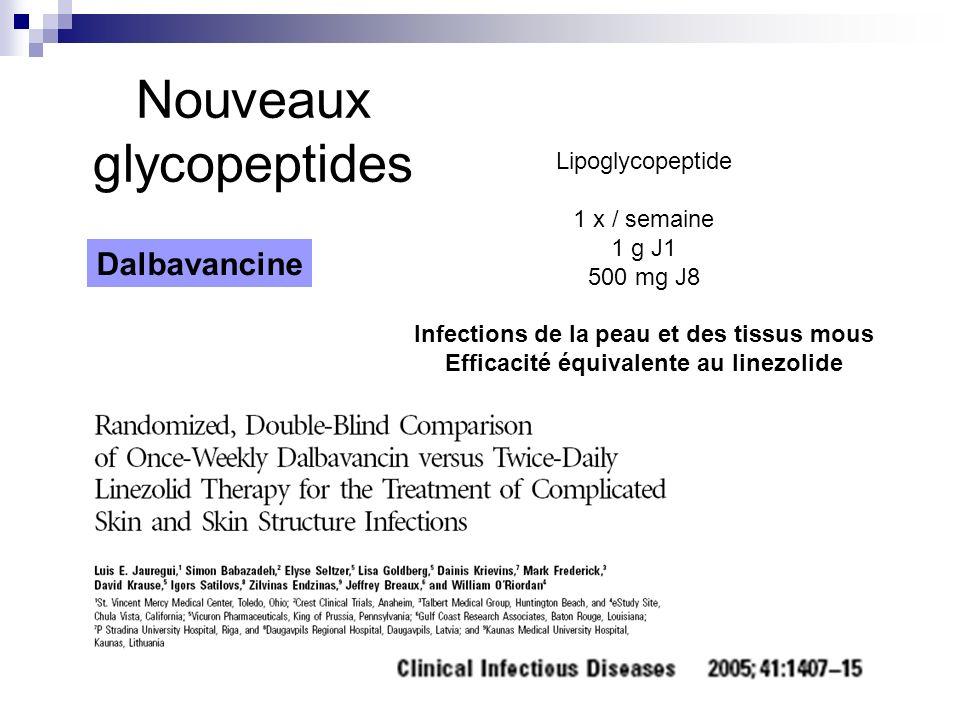 Nouveaux glycopeptides