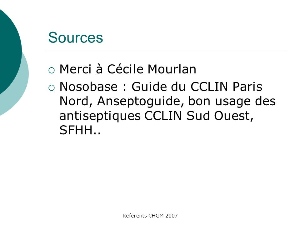 Sources Merci à Cécile Mourlan
