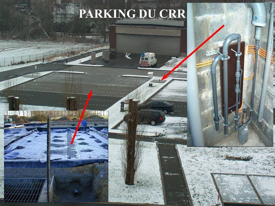 WP 5: Proefparking OCW PARKING DU CRR