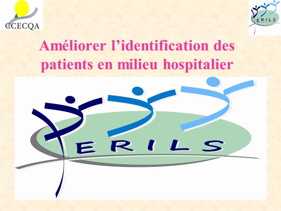 Améliorer l'identification des patients en milieu hospitalier