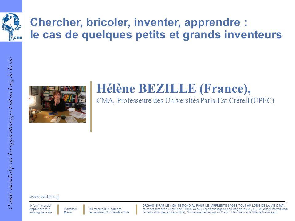 Hélène BEZILLE (France),
