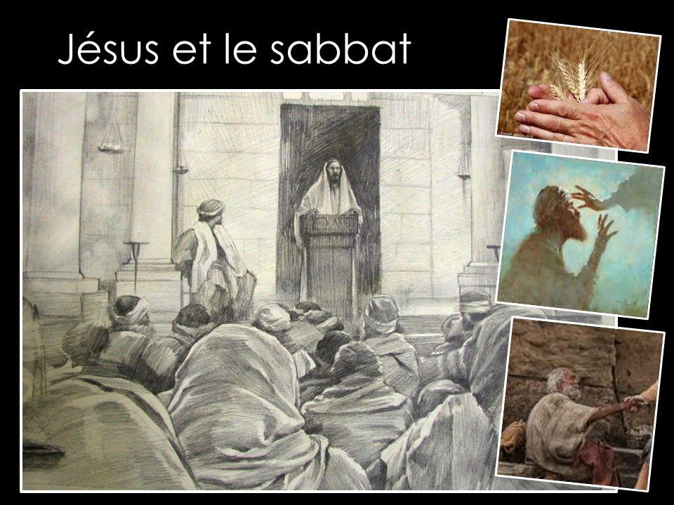 Jésus et le sabbat