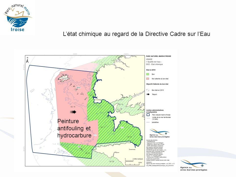 L'état chimique au regard de la Directive Cadre sur l'Eau