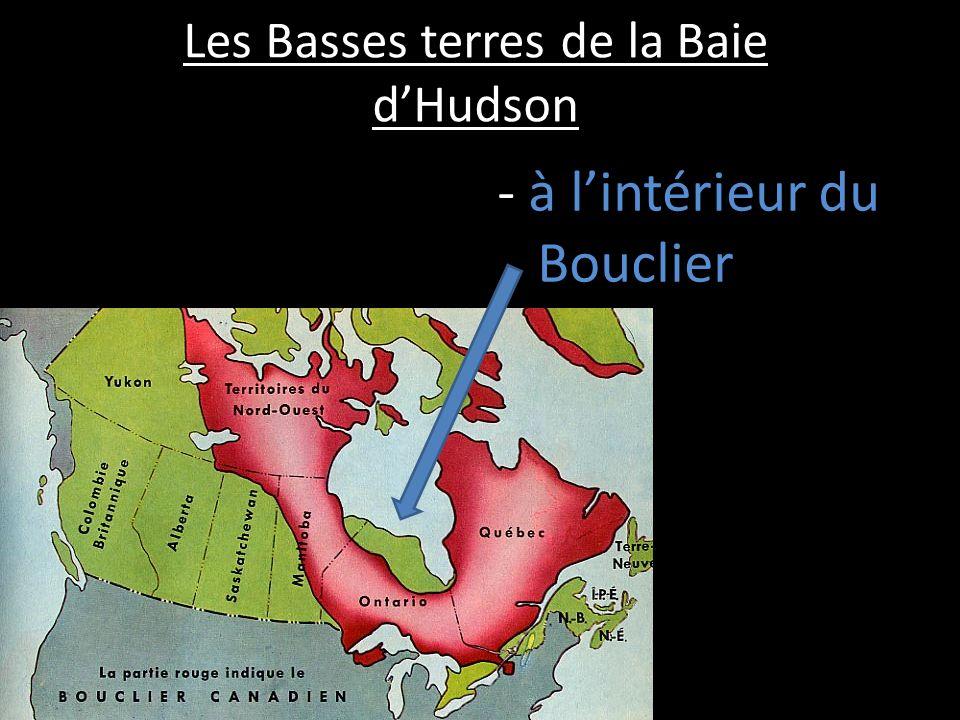 Les Basses terres de la Baie d'Hudson