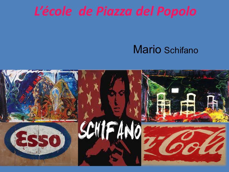 L'école de Piazza del Popolo