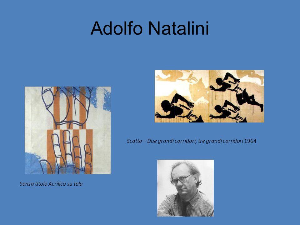 Adolfo Natalini Scatto – Due grandi corridori, tre grandi corridori 1964.