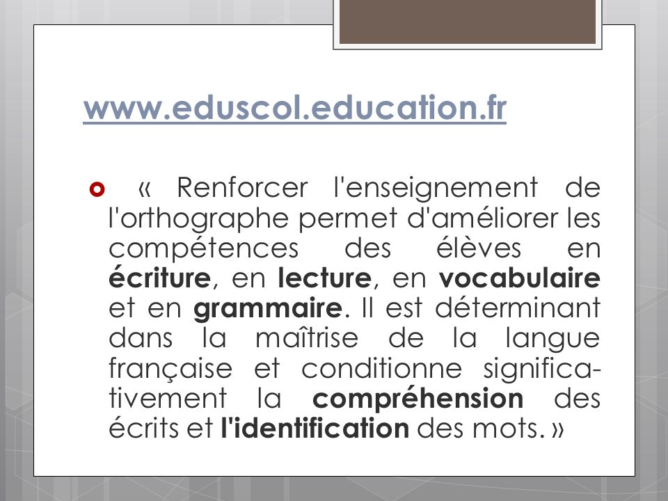 www.eduscol.education.fr