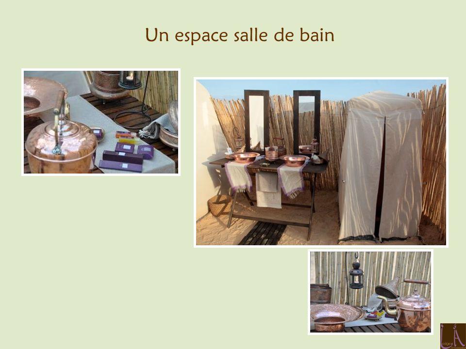 Un espace salle de bain 45
