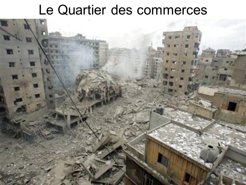 Le Quartier des commerces