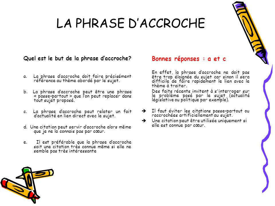 Phrases d'accroche pour sites de rencontre