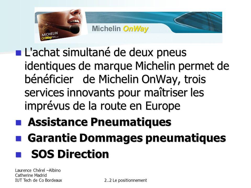 Assistance Pneumatiques Garantie Dommages pneumatiques SOS Direction