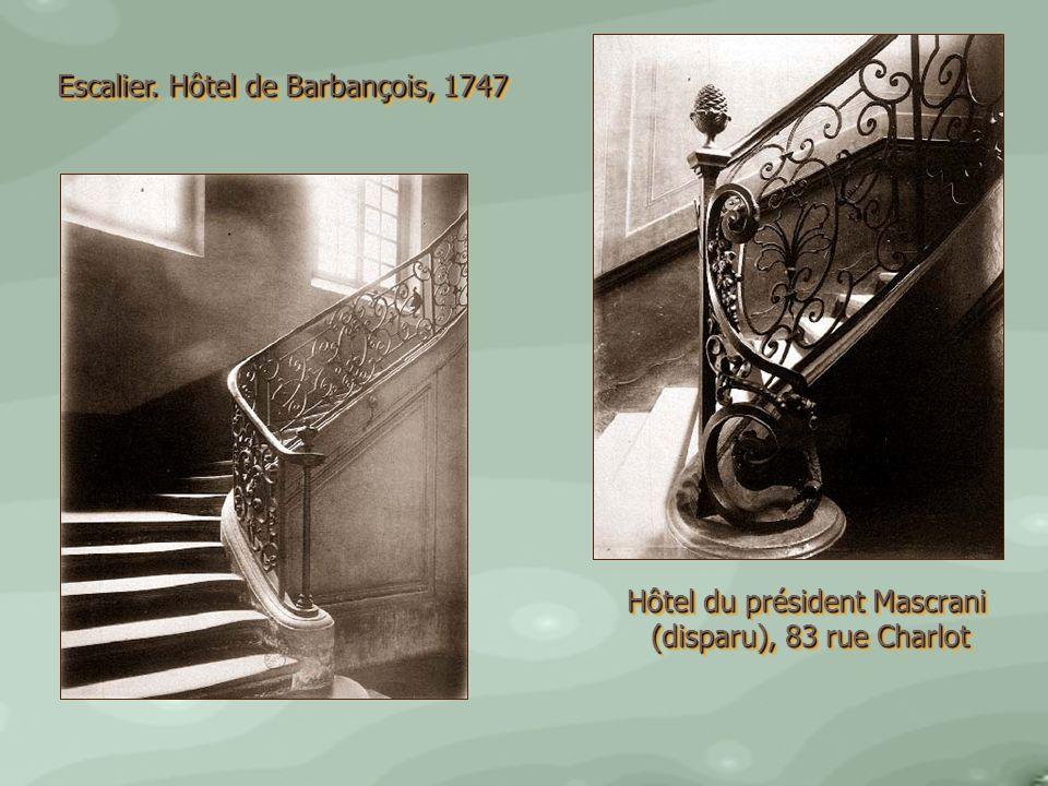 Hôtel du président Mascrani