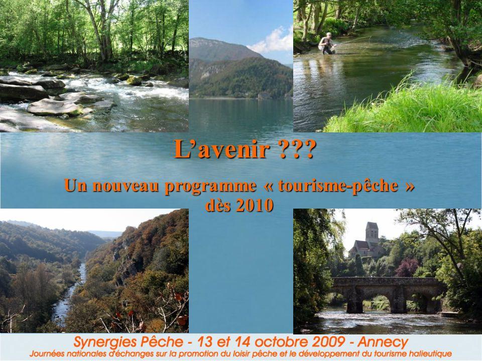 Un nouveau programme « tourisme-pêche » dès 2010