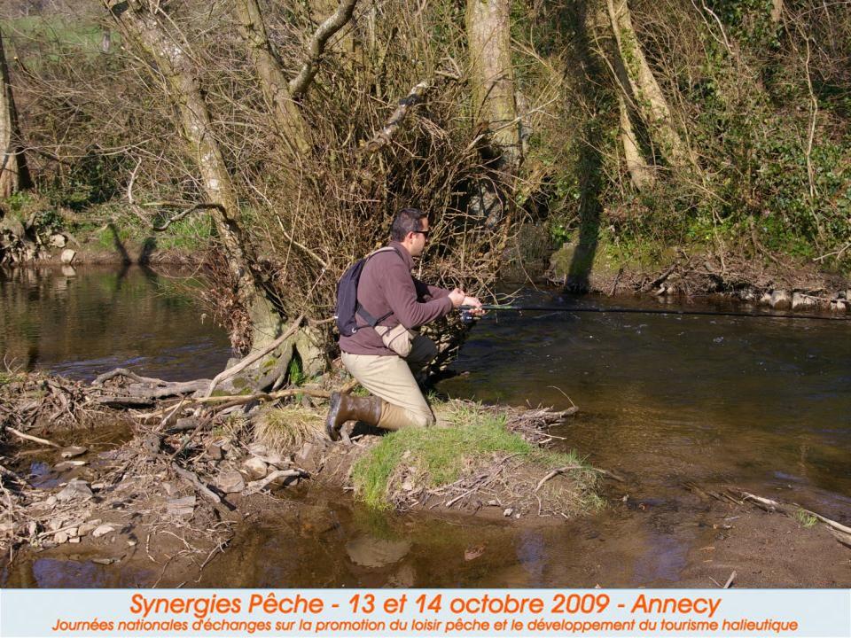 II.2 Le pêcheur « nature »