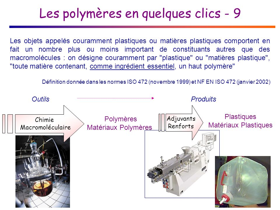 Les polymères en quelques clics - 9