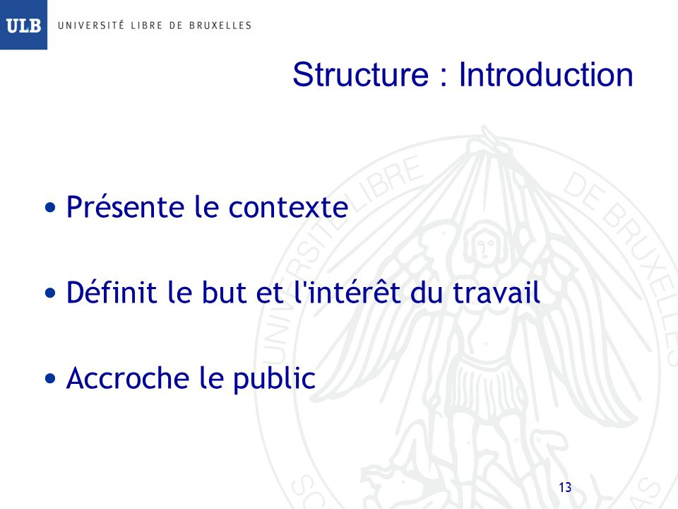 Structure : Introduction