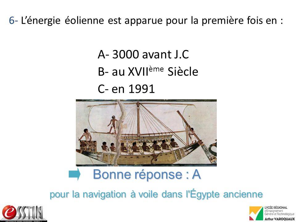 pour la navigation à voile dans l Égypte ancienne