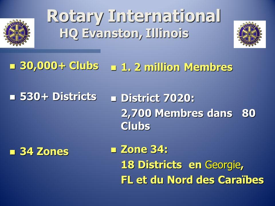 Rotary International HQ Evanston, Illinois