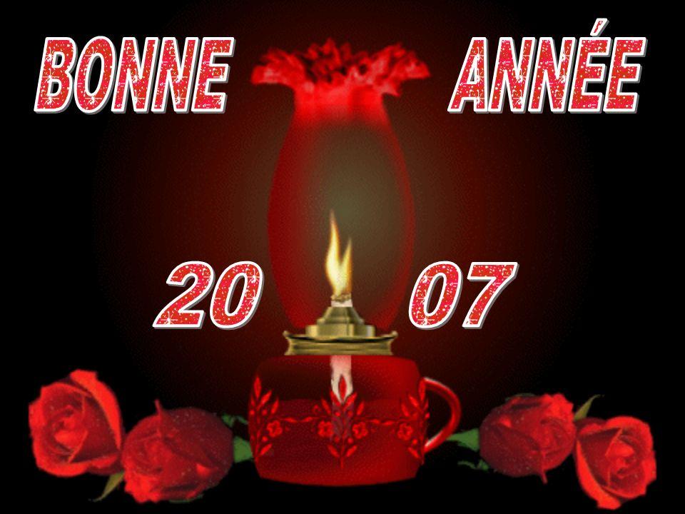 BONNE ANNÉE 20 07