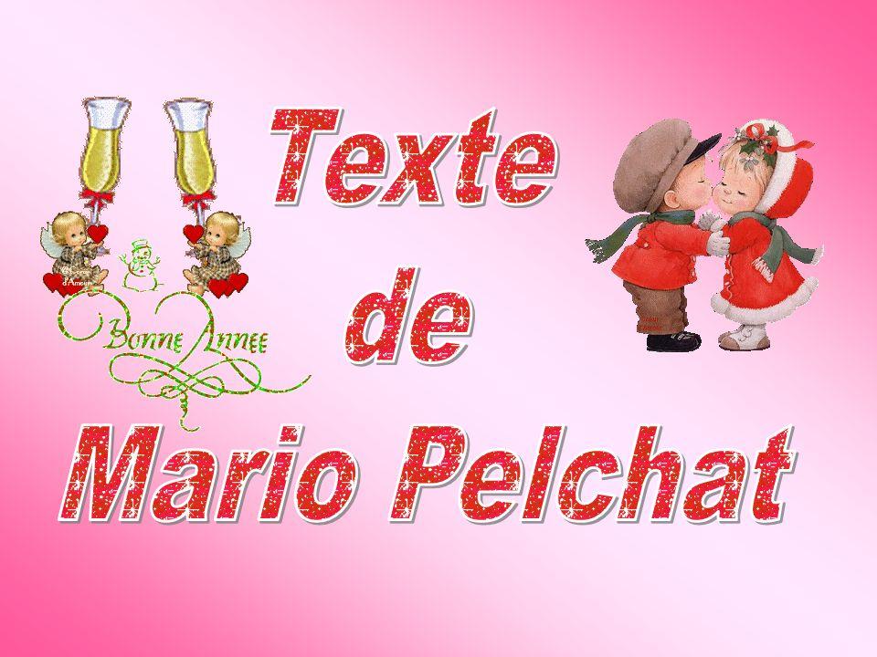 Texte de Mario Pelchat