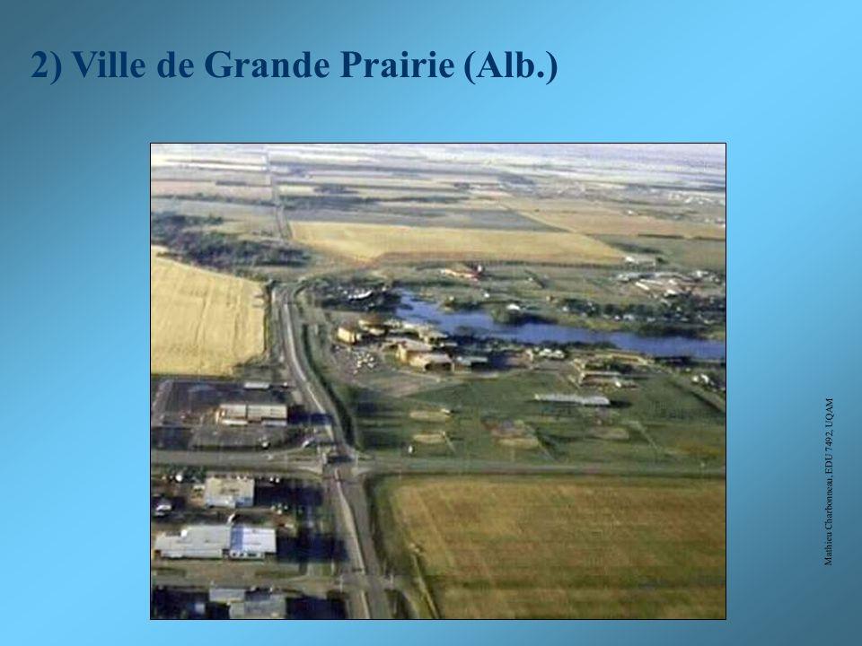 2) Ville de Grande Prairie (Alb.)