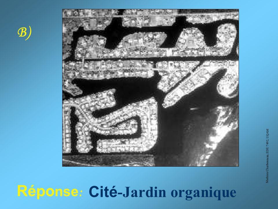 Cité-Jardin organique