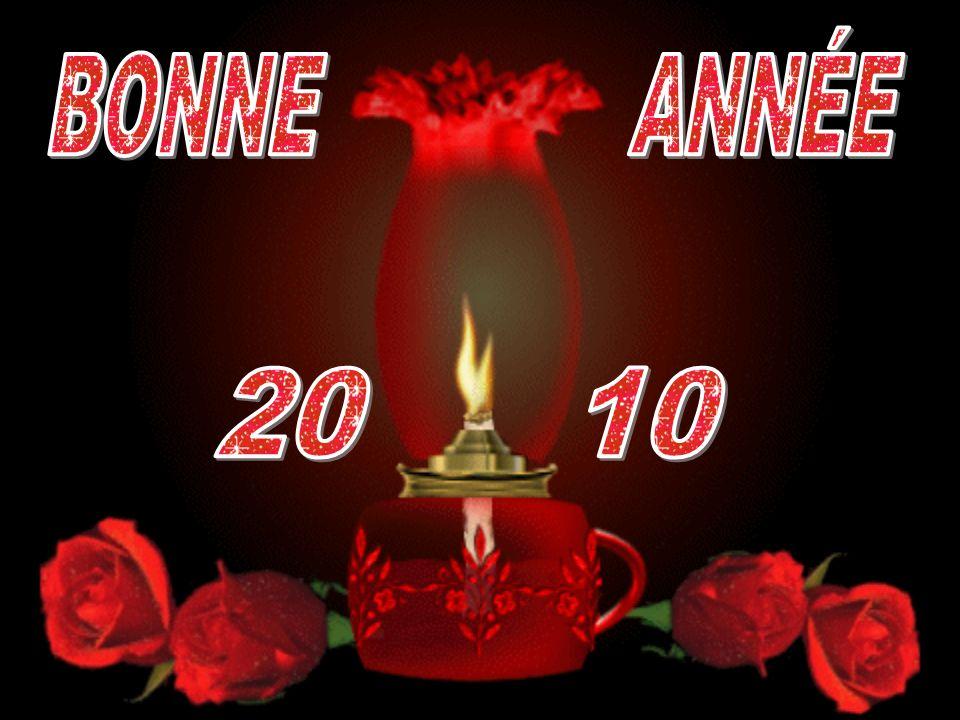 BONNE ANNÉE 20 10