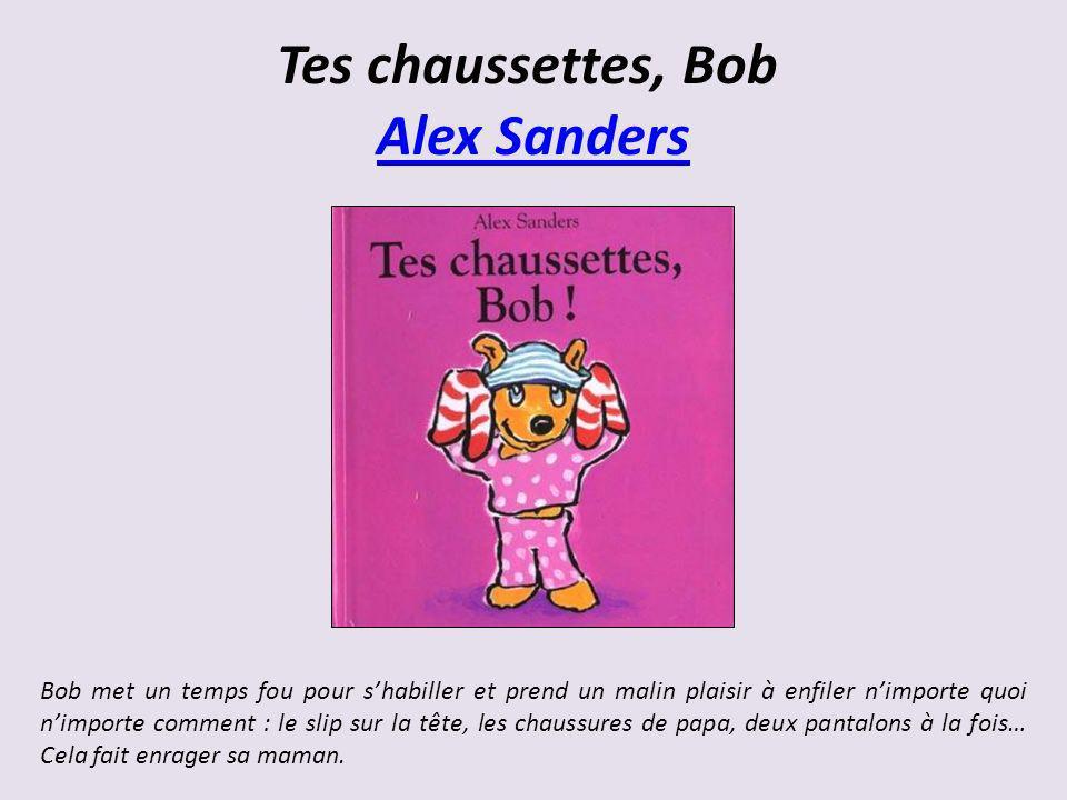 Tes chaussettes, Bob Alex Sanders