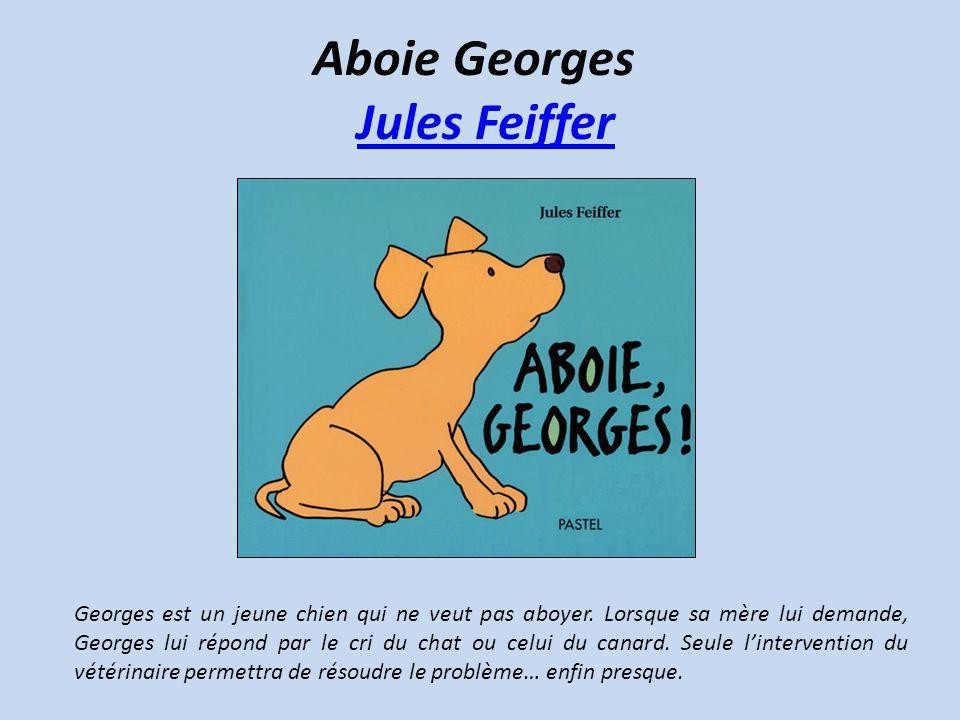 Aboie Georges Jules Feiffer