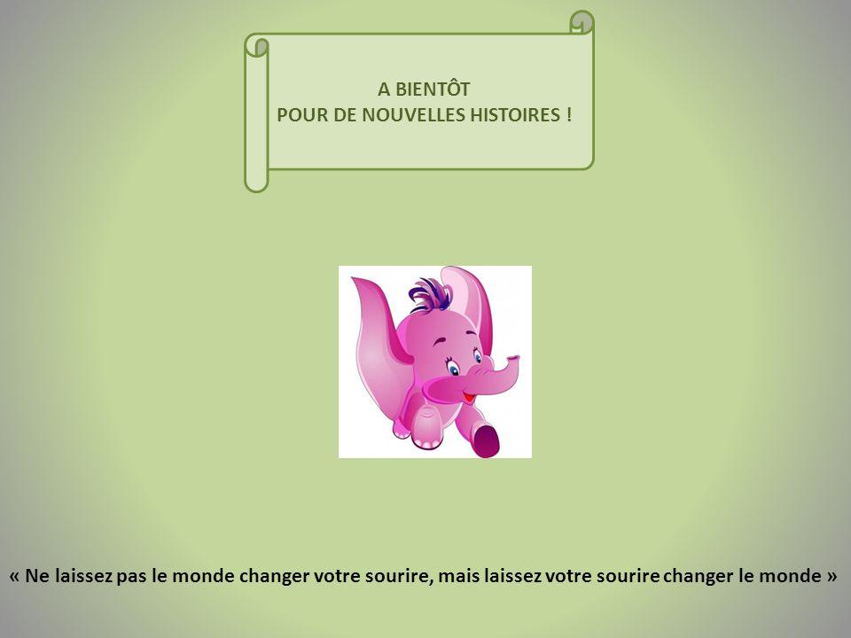 POUR DE NOUVELLES HISTOIRES !