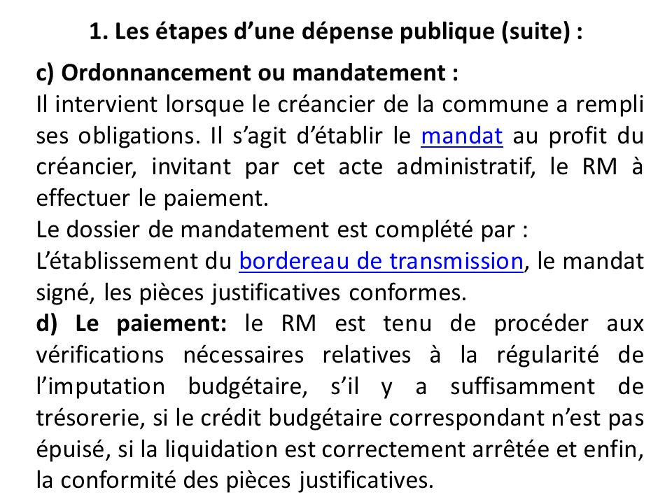 S quence n 5 les proc dures d ex cution et de contr le - Credit carrefour pieces justificatives ...