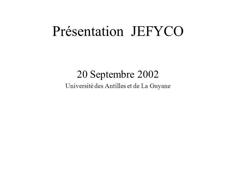 Université des Antilles et de La Guyane
