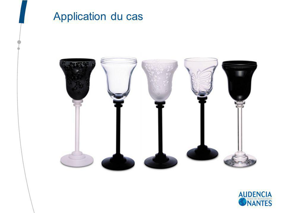 Application du cas