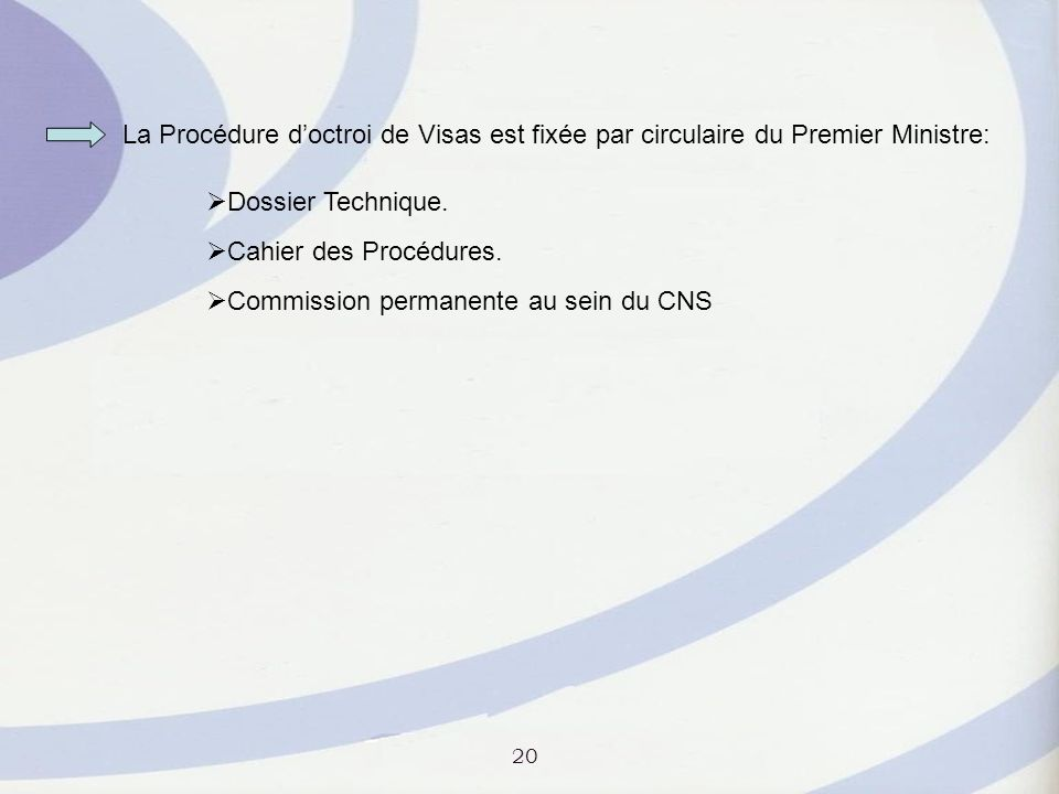 Commission permanente au sein du CNS