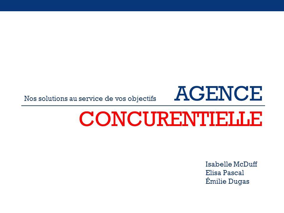 Agence Concurentielle