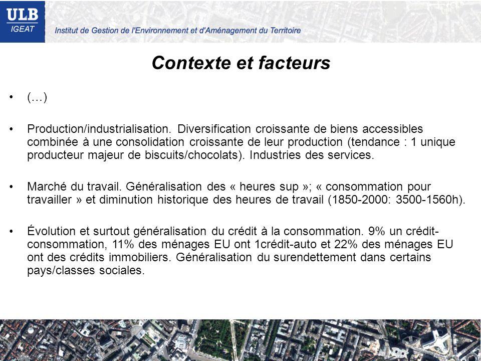 Contexte et facteurs (…)