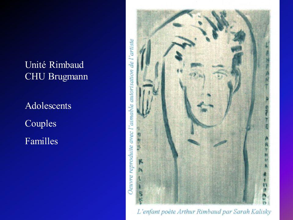 Unité Rimbaud CHU Brugmann