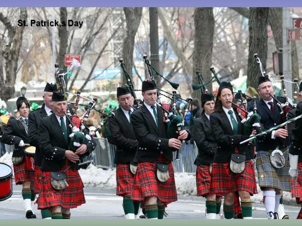 St. Patrick,s Day