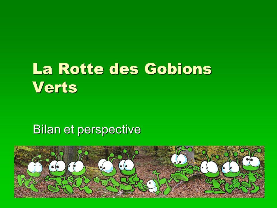La Rotte des Gobions Verts