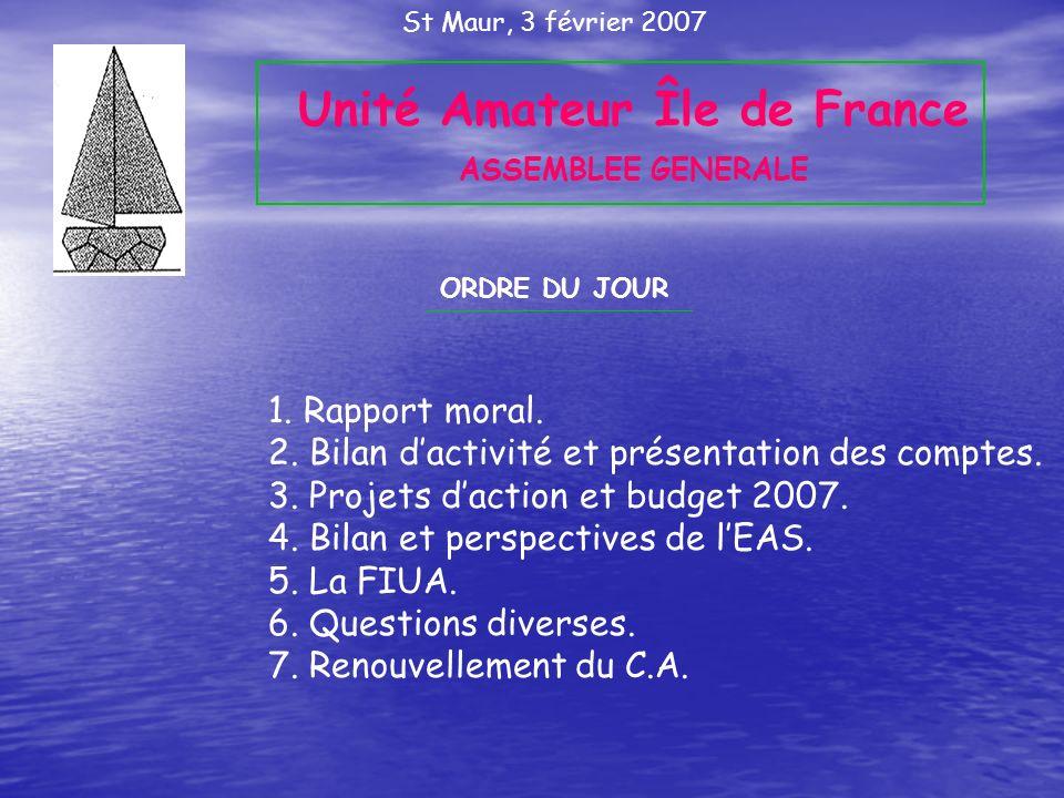 Unité Amateur Île de France