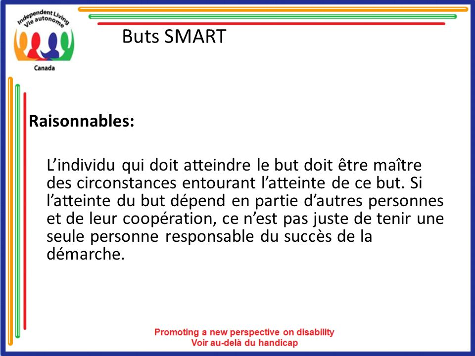 Buts SMART