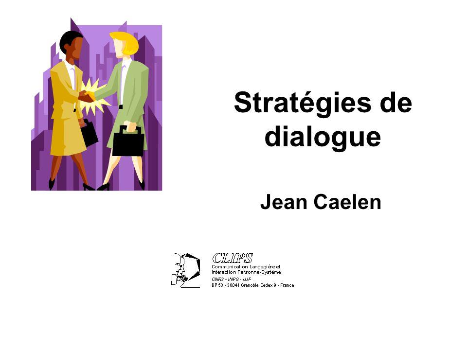 Stratégies de dialogue