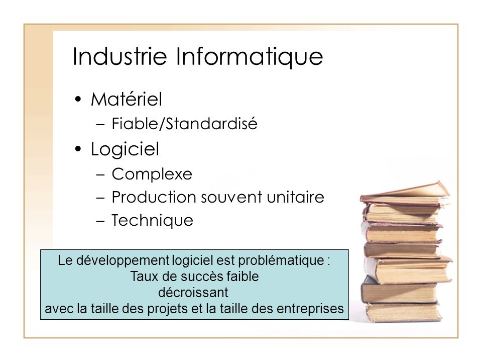 Industrie Informatique
