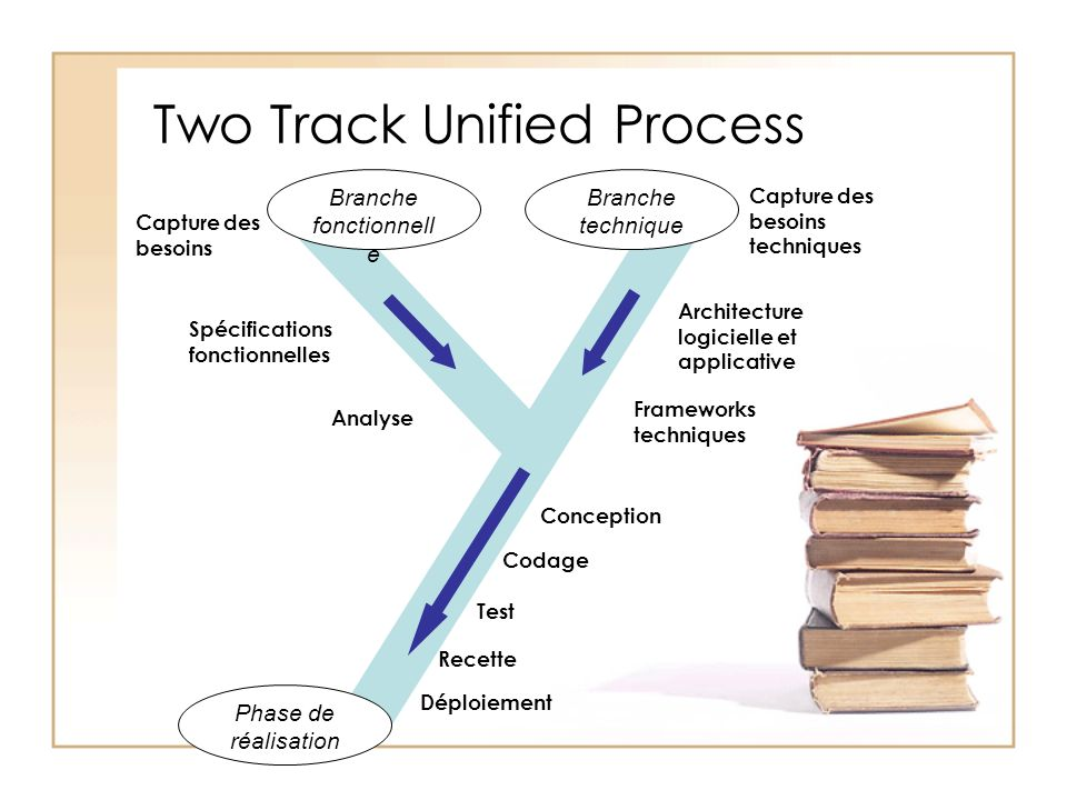 Two Track Unified Process