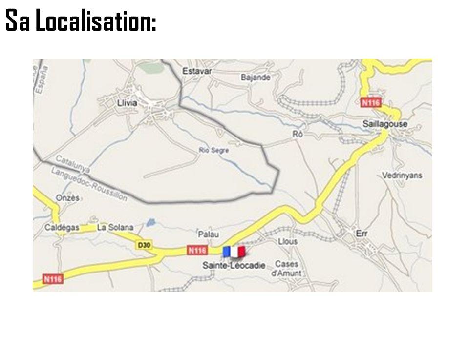 Sa Localisation: