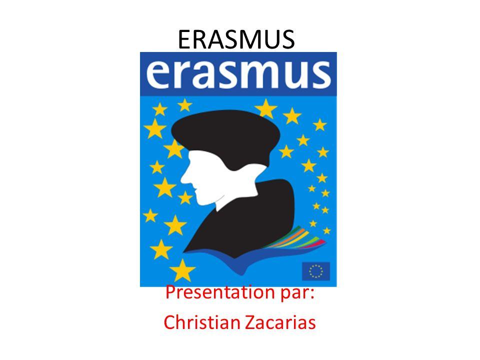 Presentation par: Christian Zacarias