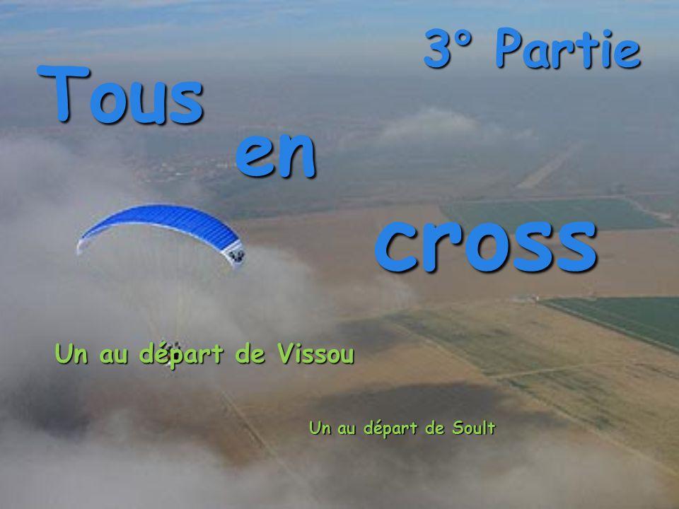 cross Tous en 3° Partie Un au départ de Vissou Un au départ de Soult
