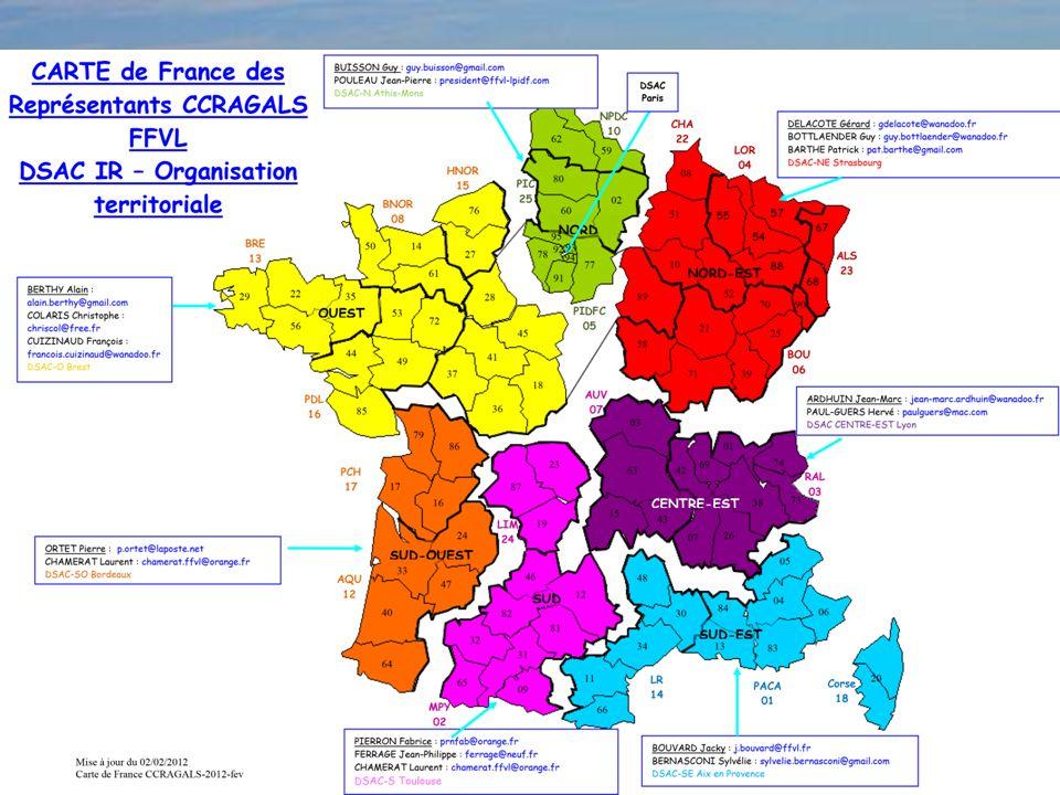 CCRAGLS : Comité Consultatif Régional de l'Aviation Générale, de l'Aviation Légère et Sportive