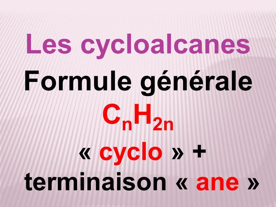 « cyclo » + terminaison « ane »